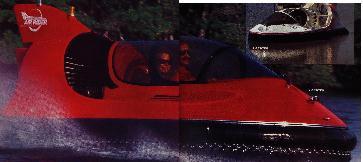 Hovercraft Air rider